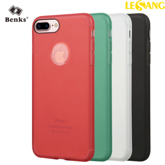 Ốp lưng iphone 7 Plus Benks Magic Skin TPU dẻo