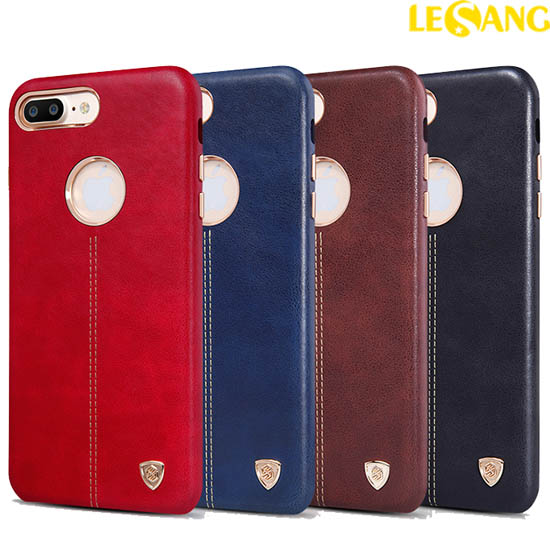 Ốp lưng iPhone 7 Plus Nillkin Englon Leather Cover