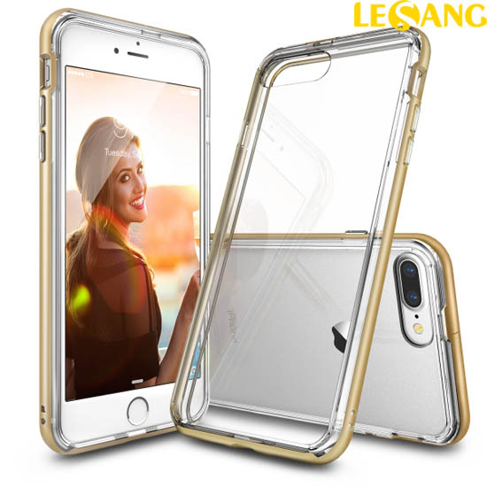 Ốp lưng iphone 7 Plus Ringke Frame Bumper (USA)