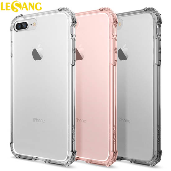 Ốp lưng iphone 7 Plus Spigen Crytal Shell