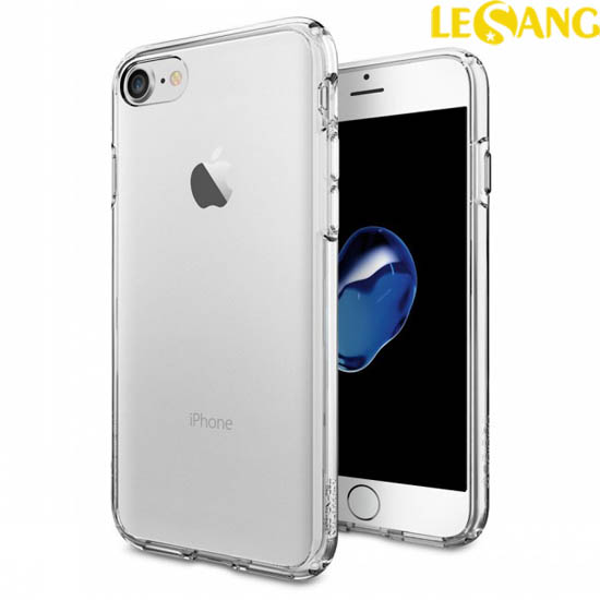 Ốp lưng iPhone 7 Spigen Ultra Crytal trong suốt