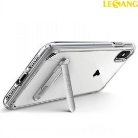 Ốp lưng iPhone X Spigen Ultra Hybrid S chân chống