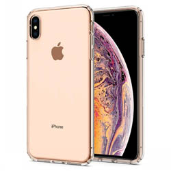 Ốp lưng iPhone XS Max Spigen Liquid Crystal