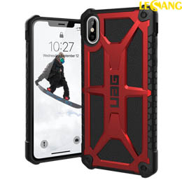 Ốp lưng iPhone XS Max UAG Monarch 5 lớp chống sốc