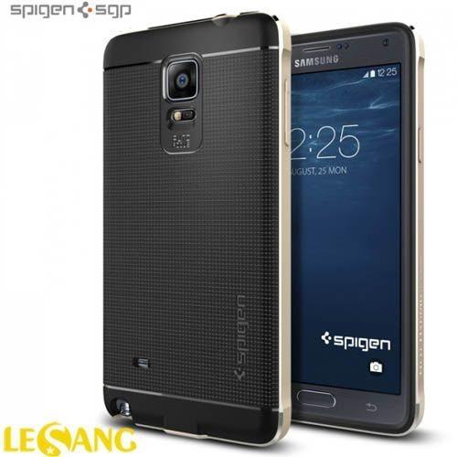 Ốp lưng Note 4 Spigen (SGP) Neo Metal