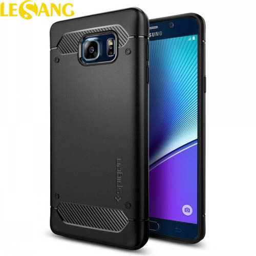 Ốp lưng Note 5 Spigen (SGP) Ultra Rugged Capsule