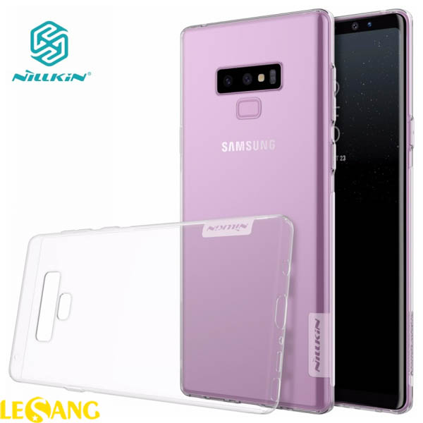 Ốp lưng Note 9 Nillkin TPU Case Silicon trong suốt mỏng