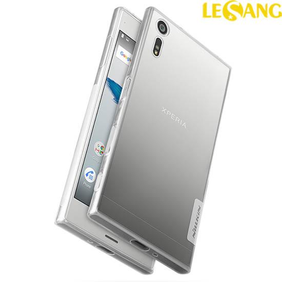 Ốp lưng Sony XZ / XZs Nillkin TPU nhựa dẻo trong suốt