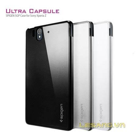 Ốp lưng Xperia Z SGP Ultra Capsule