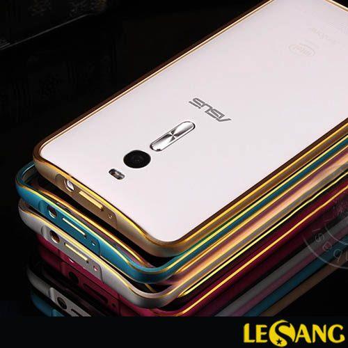 Ốp viền Zenfone 2 INPONI Metal siêu mỏng