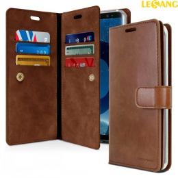 Bao da Galaxy S9 Mercury Mansoor Wallet Diary Case