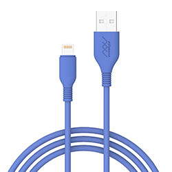 Cáp sạc iPhone Innostyle Jazzy USB-A to Lighting - Dài 1.5m