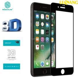 Cường lực iPhone 8 Plus / 7 Plus Nillkin 3D XD+ Full dùng được với ốp lưng