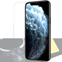 Dán cường lực iPhone 12 Mini MiPow Kingbull HD Premium (Transparent)