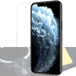 Dán cường lực iPhone 12 Pro Max MiPow Kingbull HD Premium (Transparent)