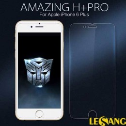 Dán kính cường lực iPhone 6 Plus / 6S Plus Nillkin PRO H+ 0.2mm
