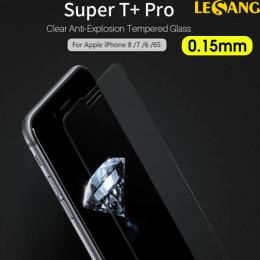 Dán kính cường lực iPhone 8 / iPhone 7 Nillkin T+ Pro 0.15mm