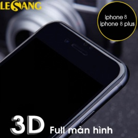 Dán kính cường lực iPhone 8 Plus / 7 Plus Nillkin CP+ 3D Full màn hình