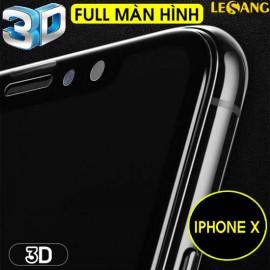 Dán kính cường lực iPhone X / iPhone XS Benks 3D Xpro+ Full màn hình