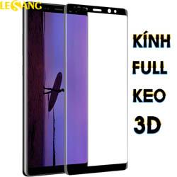 Dán kính cường lực Note 8 Nillkin DS+ MAX Full Keo - Full màn hình