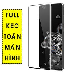 Dán kính cường lực Samsung S20 Ultra Nillkin DS+ MAX Full Keo - Full màn