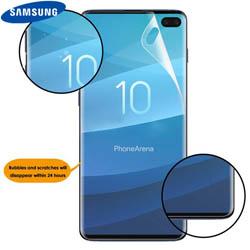 Miếng dán Galaxy S10 Plus Full màn hình theo bộ của Samsung