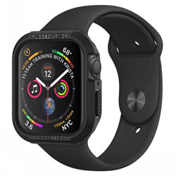 Ốp Apple Watch Series 4 / 5 (44mm) Spigen Rugged Armor Case