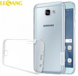 Ốp lưng Galaxy A8 2016 TPU Nillkin nhựa dẻo trong suốt