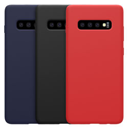 Ốp lưng Galaxy S10 Nillkin Flex Pure Case Silicon