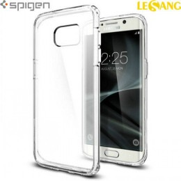 Ốp lưng Galaxy S7 Edge Spigen Ultra Crytal trong suốt