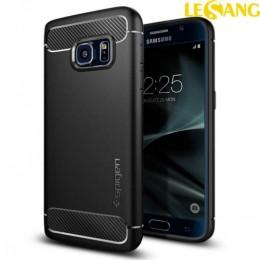 Ốp lưng Galaxy S7 Spigen (SGP) Rugged Armor nhựa mềm