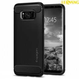 Ốp lưng Galaxy S8 Plus Spigen Rugged Armor