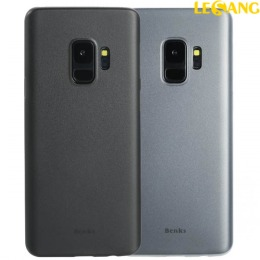 Ốp lưng Galaxy S9 Benks Magic Lollipop 0.4mm mỏng nhất