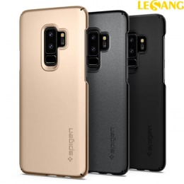 Ốp lưng Galaxy S9 Plus Spigen Thin Fit
