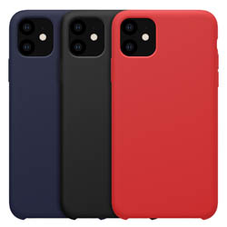 Ốp lưng iPhone 11 Nillkin Flex Pure Silicone Case