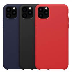 Ốp lưng iPhone 11 Pro Nillkin Flex Pure Silicone Case