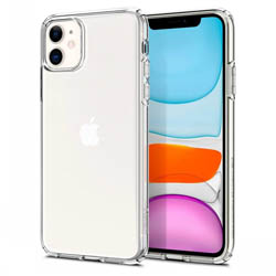 Ốp lưng iPhone 11 Spigen Liquid Crystal