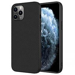 Ốp lưng iPhone 12 / 12 Pro Nillkin Fiber sợi cường lực Aramid