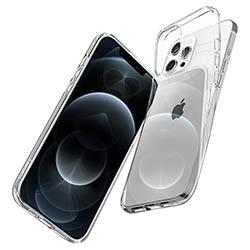 Ốp lưng iPhone 12 / 12 Pro Spigen Crystal Flex Clear