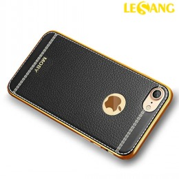 Ốp lưng iPhone 7 / iPhone 8 Moby Leather Case