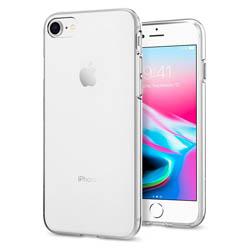 Ốp lưng iPhone 7 / iPhone 8 Spigen Liquid Crytal nhựa mềm trong suốt