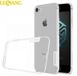 Ốp lưng iPhone 8 / iPhone 7 Nillkin TPU nhựa dẻo trong suốt