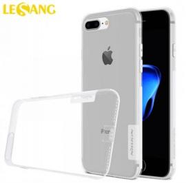 Ốp lưng iPhone 8 Plus / 7 Plus Nillkin TPU nhựa dẻo trong suốt