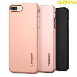 Ốp lưng iPhone 8 Plus / 7 Plus Spigen Thin Fit siêu nhẹ