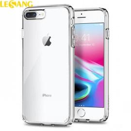 Ốp lưng iPhone 8 Plus / 7 Plus Spigen Ultra Crytal 2 trong suốt