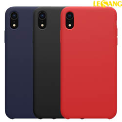 Ốp lưng iPhone XR Nillkin Flex Pure Case Silicon