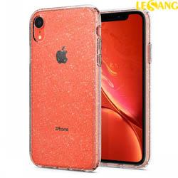 Ốp lưng iPhone XR Spigen Liquid Crystal Glitter