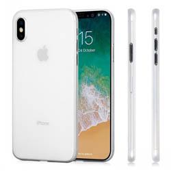 Ốp lưng iPhone XS / iPhone X Memumi Slim 0.3mm siêu mỏng