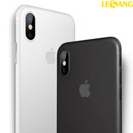 Ốp lưng iPhone XS Max Benks Magic Lollipop 0.4mm mỏng nhất