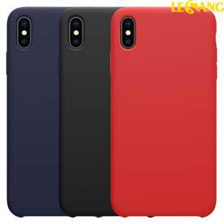 Ốp lưng iPhone XS Max Nillkin Flex Pure Case Silicon